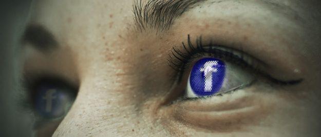 ojo de facebook