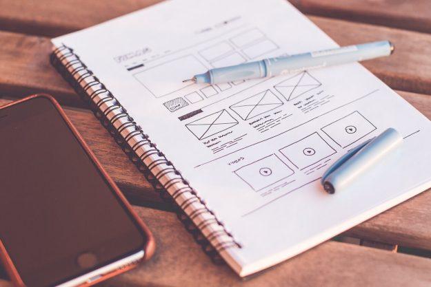 construir una web
